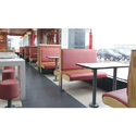 Food Court Chair & Table