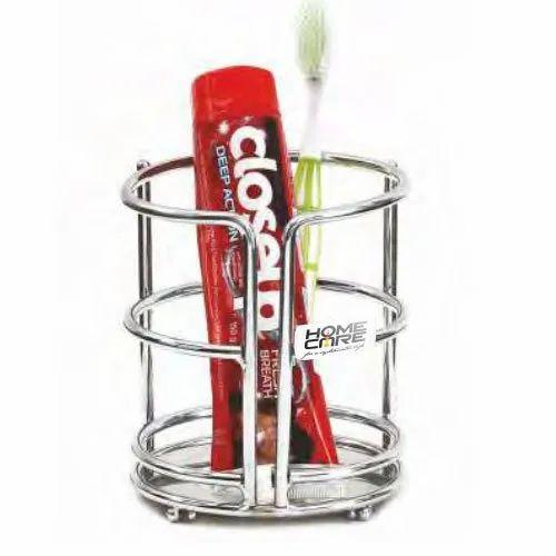 Round Toothbrush Holder