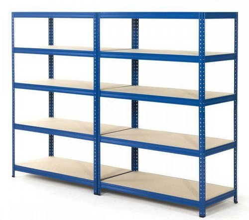 Slotted Angle Rack - MS Slotted Angle Rack Manufacturer from
