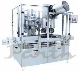 Rotary Type Filling & Sealing Machine
