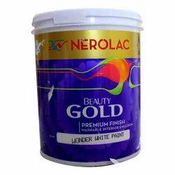 Nerolac Beauty Gold Paint, Pack Size: 20 Litre