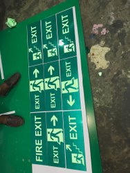 Road Signage Board