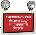 Emergency Signages Exit Lights