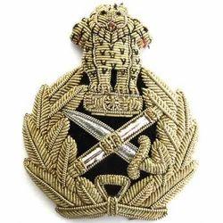 9630281f3ea Brass General Cap Badge
