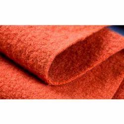 Boiled Wool Fabrics