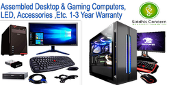 Assembled Desktop Computers