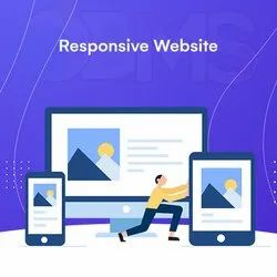 Responsive Website Development, With 24*7 Support