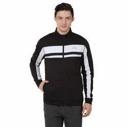 Casual Jackets Black And White Arc Elite Jacket, Size: Large