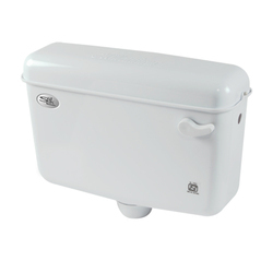 Silk Center Push Cistern