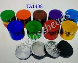 Colour Smoking Metal Grinder