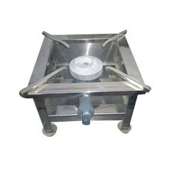 Commercial Gas Burner Square