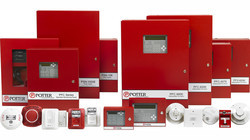 Fire Safety Alarm Control Panel