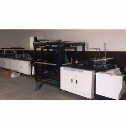 ZX BRAND High Speed Non Woven Bag Making Machine