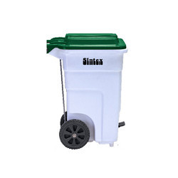 Foot Operated Wheeled Waste Bins GBRW Series