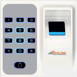 Fingerprint  Card Slave Reader -Realtime - ST 25