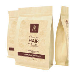 Ojya Organic Natural Mahogany Hair Color