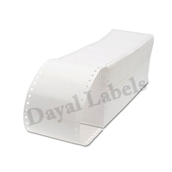 Dot Matrix Adhesive Stickers