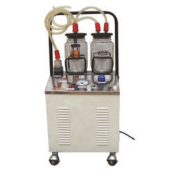 Electric Surgical Suction Apparatus