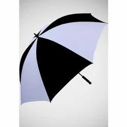 Black And White Golf Umbrella