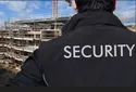 Corporate Male Construction Security Services