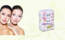 White Estonia Soft Facial Dry Tissues
