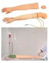 Multifunctional Adult IV Training Arm Model