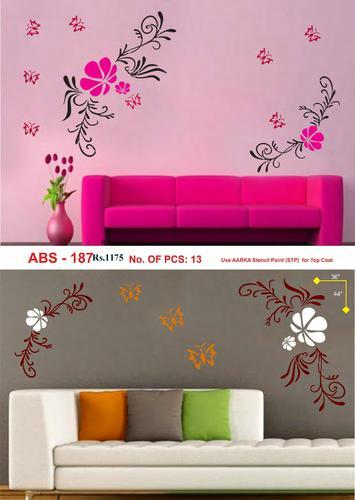 Arhat Stencils Abs Serials Part 2 at Rs 245 /square feet | Cs Road ...