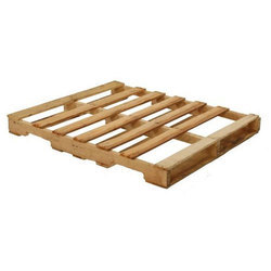 Compressed Wooden Pallet