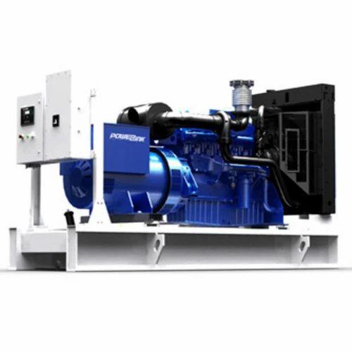 Perkins Industrial Generator