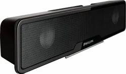 Black Philips Bluetooth Speaker, 3 Watt