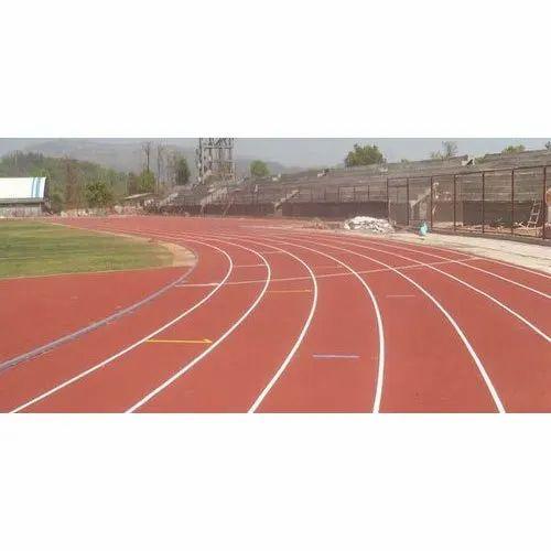 Herculan Athletic Track Flooring
