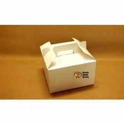 8 Inches Handle Cake Box