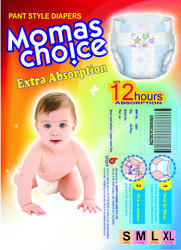 Snowy Unisex Kids Diaper, Packaging Size: 34Pieces