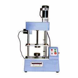 Spring Testing Machine-Digital Model