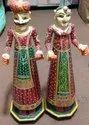 Wooden Isar Gangaur for Pooja