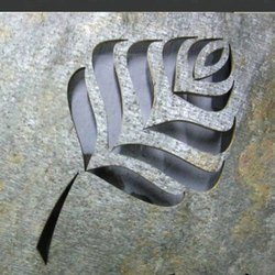 Leaf Shaped Marble Jali