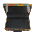 Handmade Kantha Wooden Suit Case Boxes