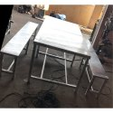 Svi Ss Dining Table Set, For Hotel