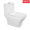 Open Front P Trap Somany Jazz - One Piece Toilet