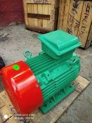 BBL Single Industrial Motors, Power: 5hp-50hp, 240V