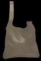 Genuine Leather Single Handle Hobo Bag