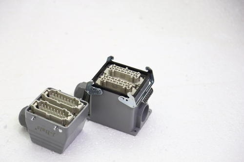 Heavy Duty Multi Pin Connectors - Harting Type Connectors ... on