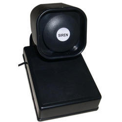 Infotech Resources Plastic Wireless Mini Security Alarm for Shop Security
