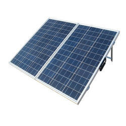 Commercial Poly Crystalline Solar Panel, Warranty: Upto 1 Year