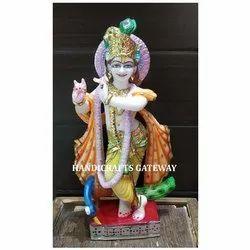 Lord Marble Krishna Statues
