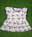 Kid Girl Printed Frock