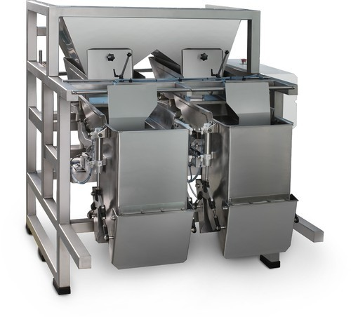 2 Head Linear Weigher Pouch Packing Machine