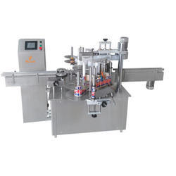 Automatic Horizontal Self Adhesive Labeling Machine
