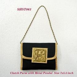 Purse with Pendal Small
