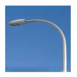 Single Arm MS Street Lighting Pole